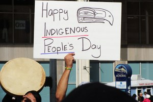 Replacing Columbus Day with Indigenous Peoples Day isn't enough