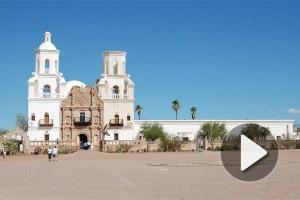 Restoring San Xavier mission