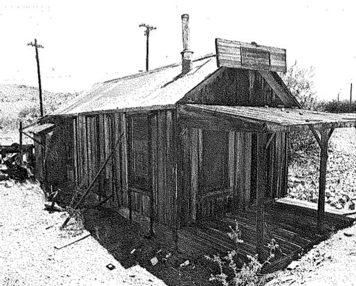 Reid's childhood home
