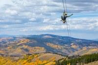 Ski areas add warm-weather options