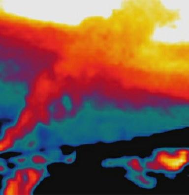 Slow-motion methane disaster
