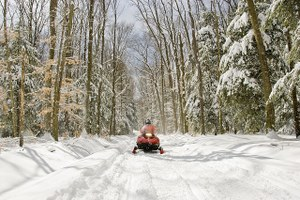 National forests to decide where snowmobiles are welcome