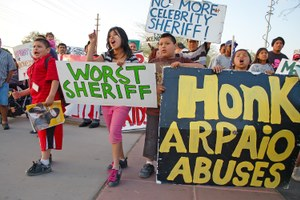 The long fight against Joe Arpaio will continue