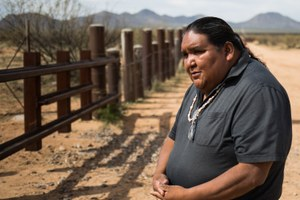 Border wall scars: 'It feels like if someone got a knife and dragged it across my heart.'