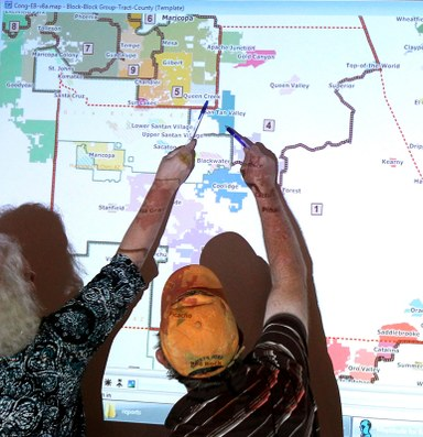 What's going on with redistricting in the West?