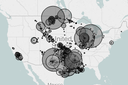 Mapping 7 million gallons of crude oil spills