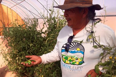 Navajo small businesses help stabilize booms and busts