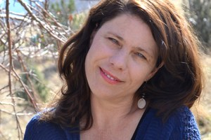 On crossing the border, writing novels and mangos