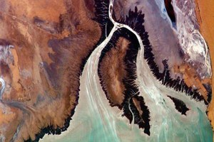 The Colorado River's unexpected carbon footprint