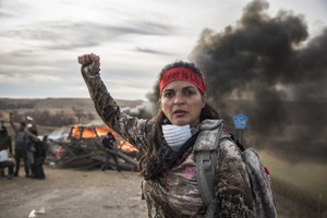 Inside the military tactics used during Standing Rock