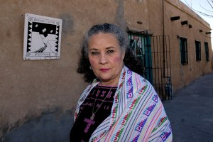 The itch that riles Frontera author Denise Chavez