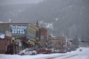 The 'scenery economy' reinvigorates a Montana town