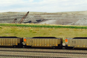 The nation's biggest coal mines lay off hundreds of workers