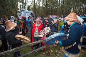 The Northwest braces for its own Standing Rock