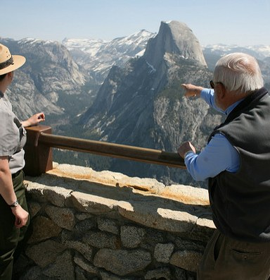 The Park Service doesn't need corporate sponsorship. It needs proper funding.