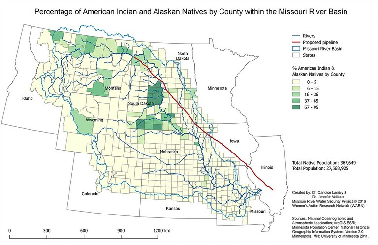 These maps help fill the gaps on the Dakota Access Pipeline High