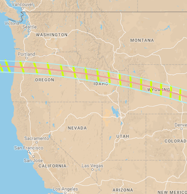 Where will you view the solar eclipse?