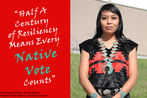 Making sure every Native voter has the opportunity to cast a ballot