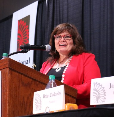 National Congress of American Indians roiled by claims of harassment and misconduct