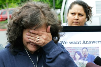 Police shootings of Native Americans spark a movement