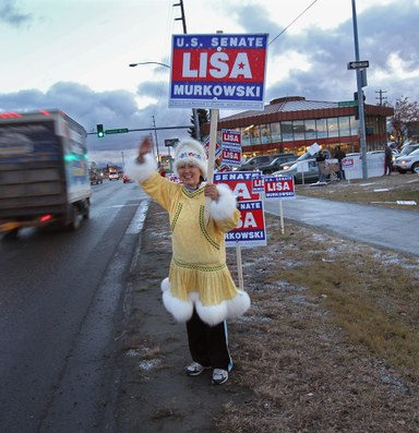 Demographic shifts and the Native voting block