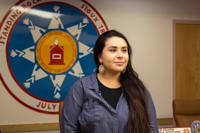 Standing Rock's countdown to Election Day