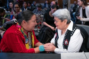 Senate hears stories of Indian Country's missing and murdered