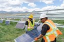 The Ute Mountain Ute Tribe goes solar
