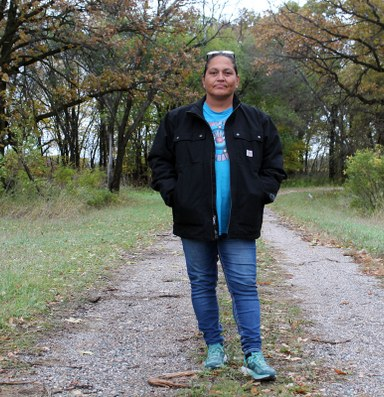 The woman in search of Indian Country's missing