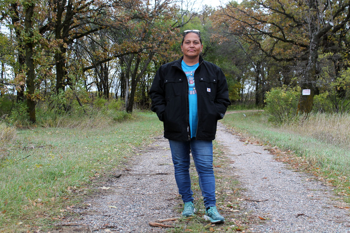 The woman in search of Indian Country's missing — High