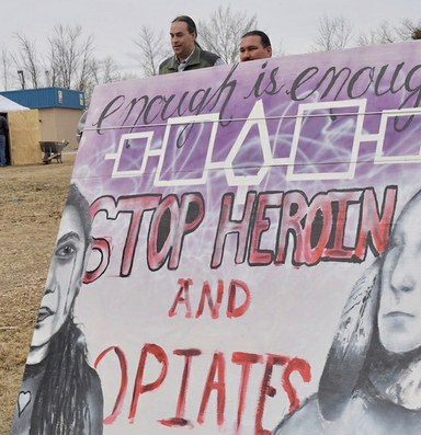 Tribes lead the battle to combat a national opioid crisis