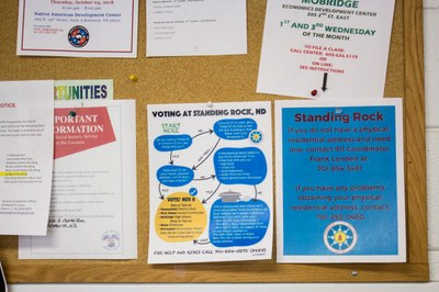 Tribes unite to combat new North Dakota voter ID law