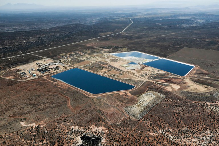 Trumps message for tribes let them eat yellowcake high country news the white mesa uranium mill outside blanding utah is the only conventional uranium mill currently operating in the us publicscrutiny Images
