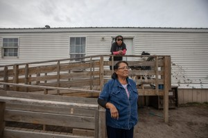 Where water is life, many on the Pine Ridge Reservation go thirsty