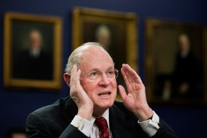 Why Justice Anthony Kennedy wasn't good for Indian Country
