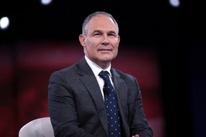 Trump's pick to head the EPA? A man who's suing it.