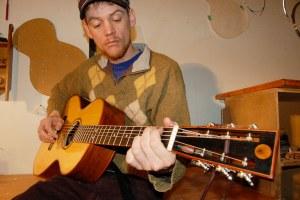 Uncommon Westerner: Bevan Frost crafts custom guitars