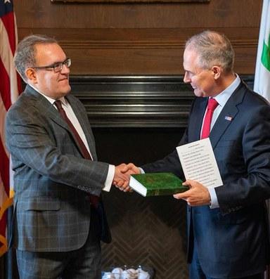 New EPA head has long history of ties to mining interests