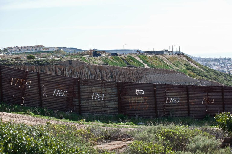 Trumps Reason For Building A Wall