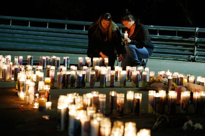 Mass shootings in Western states, by the numbers