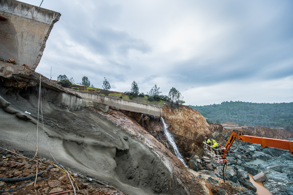 After Oroville, officials across the West review dam safety — High
