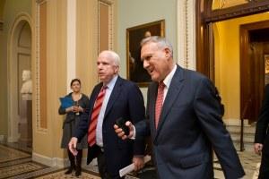 Why Jon Kyl was chosen to replace John McCain