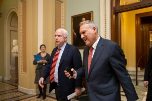 Why Jon Kyl was chosen to replace John McCain