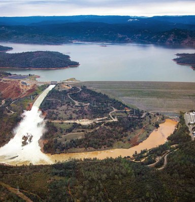 How oceans impact Western reservoirs and rivers