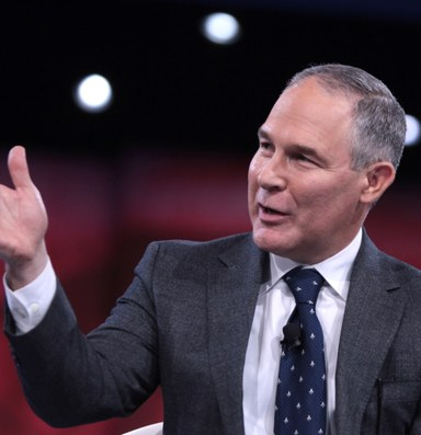 What the new EPA chief's emails mean for the West