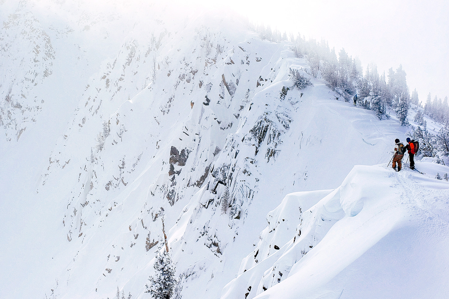 Utah's Newest Ski Mountain Is a Backcountry Paradise with No Lift Lines—or Lifts