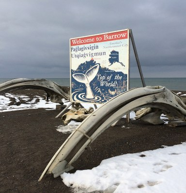What's in a name? An Alaska town finds out.