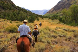 Why does the outdoor recreation community ignore horseback riders?
