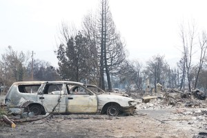 Anxiety and hope in wildfire-prone Oregon