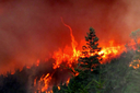 Extreme wildfires make their own dangerous weather